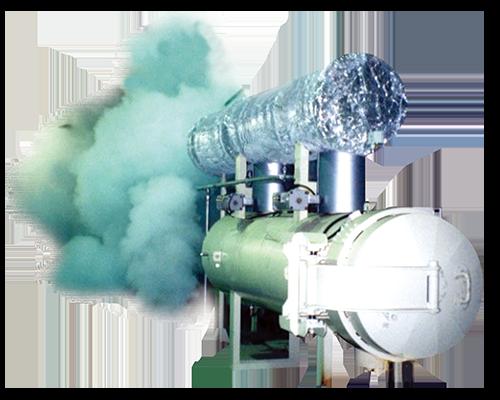 水蒸气爆碎装置