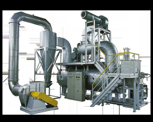 YKD连续高速搅拌干燥机